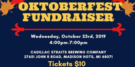 WICC Oktoberfest Fundraiser tickets