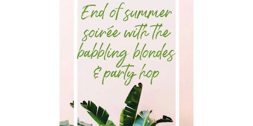 End of Summer Soiree