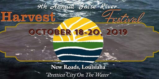 9th Annual False River Harvest Festival
