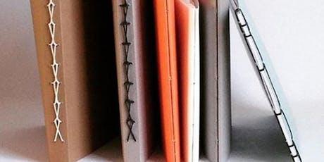 Book Binding tickets