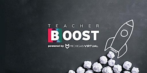 Monroe Teacher Boost — Get Help Personalizing Your Classroom!