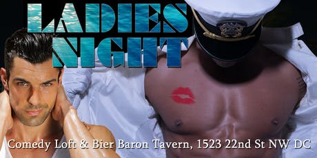 Ladies Night Out LIVE - Male Revue Washington DC tickets