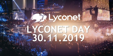 Lyconet Day 30.11.2019 tickets