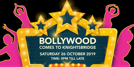 Bollywood party in Knightsbridge: 26 October at Sumosan Twiga tickets