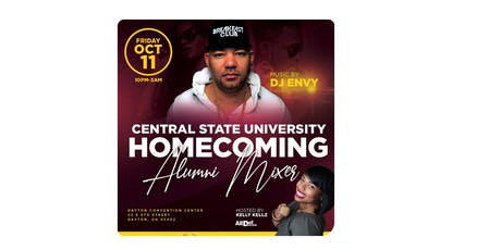 Central State University Homecoming  Alumni Mixer tickets