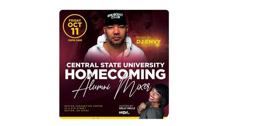Central State University Homecoming  Alumni Mixer