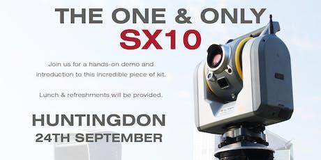 SX10 Demo Day - Huntingdon tickets