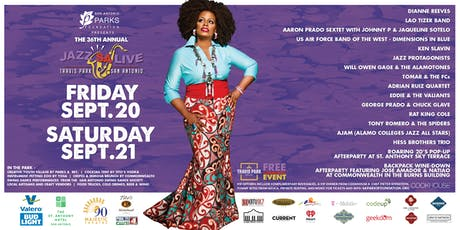 36th Annual Jazz'SAlive (VIP Packages) tickets