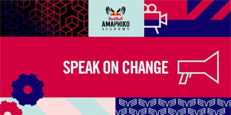 Speak on Change hosted by Jamz Supernova tickets