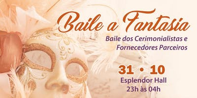 Baile dos Cerimonialistas e Fornecedores de Eventos Sociais