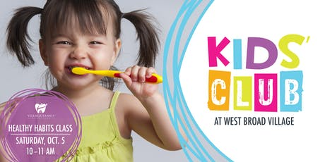 Kids' Club at West Broad Village – Village Family Dentistry tickets