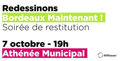 Redessinons Bordeaux Maintenant !