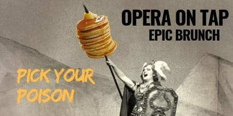Pick your poison: Opera on Tap's Annual Halloween Brunch tickets