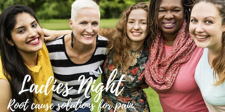 Ladies Night: Pain Awareness Month tickets
