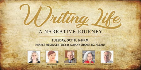 Writing Life: A Narrative Journey tickets