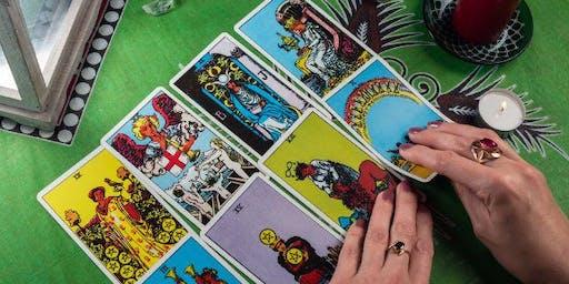 1525 Tarot Card Making Workshop
