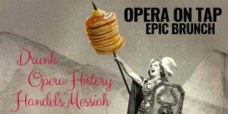 Drunk Opera History: Handel's Messiah tickets