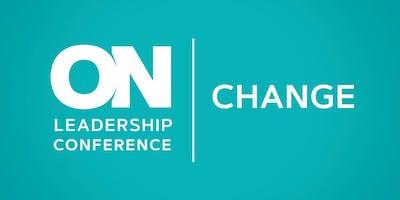 ON Leadership Conference | CHANGE