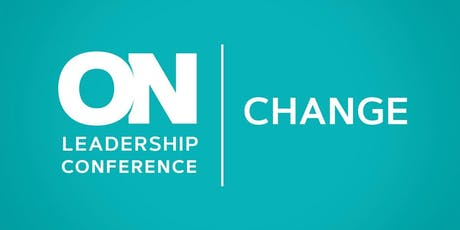 ON Leadership Conference   CHANGE tickets