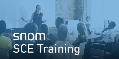 Snom SCE Training, Wien, AT Tickets