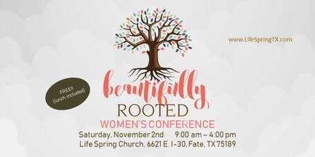 Beautifully Rooted Women's Event tickets