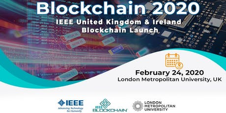 IEEE UK & Ireland Blockchain Group Launch tickets