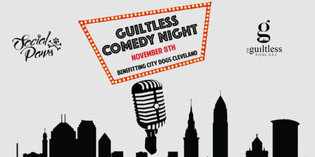 Guiltless Comedy Night tickets