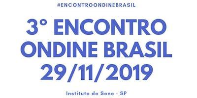 3º Encontro Ondine Brasil