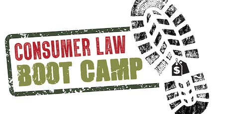 Consmer Law Boot Camp tickets