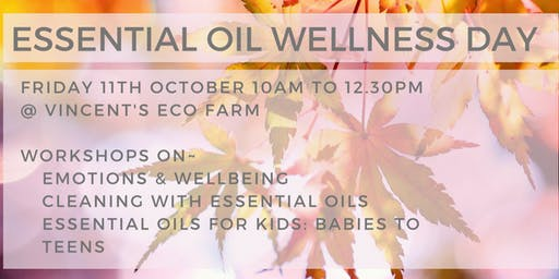 Essential Oil Wellness Day