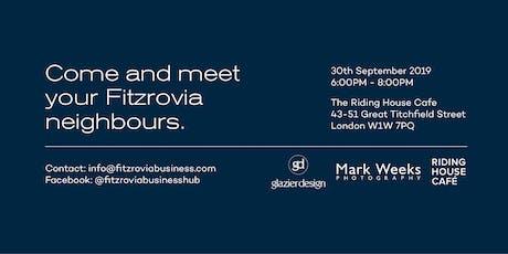 Fitzrovia Business Hub tickets