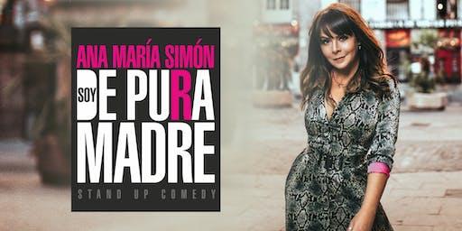 """Ana María Simón """"Soy de Pura Madre"""""""