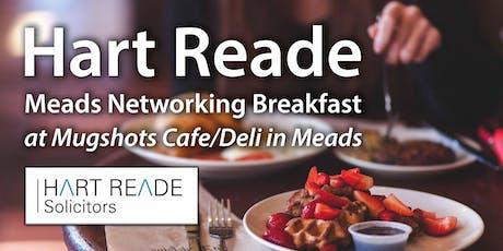 Hart Reade Meads Networking Breakfast - 1st November 2019 tickets