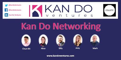 Kan Do Networking - informal lunch