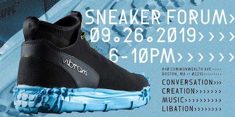 Sneaker Forum tickets