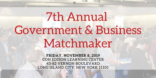 7th Annual Government & Business Matchmaker (2019)