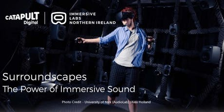 Surroundscapes - The Power of Immersive Sound tickets