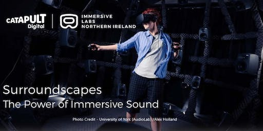 Surroundscapes - The Power of Immersive Sound