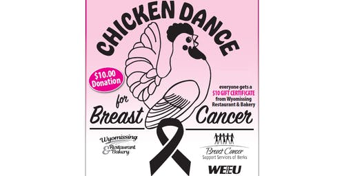 Chicken Dance for Breast Cancer