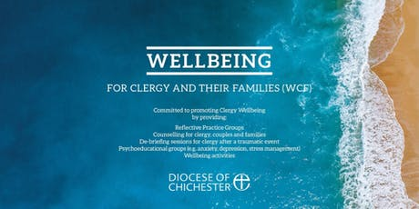Stress and Resilience Workshop - for Chichester clergy tickets