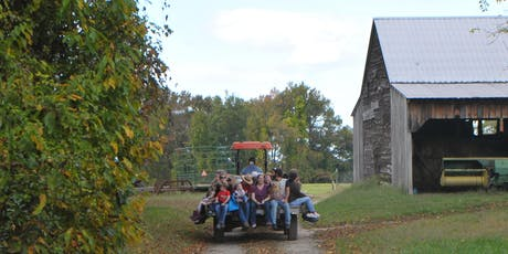 Fall Nature Series: Autumn Hayride tickets