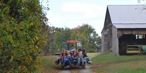 Fall Nature Series: Autumn Hayride
