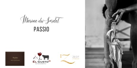 Vernissage of 'Passio' - Marine du Sordet tickets