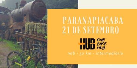 Vila Inglesa -  Paranapiacaba 30 km  - MTB - 21 de SETEMBRO ingressos