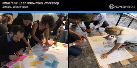 Hands-on Lean Innovation Workshop: Seattle tickets