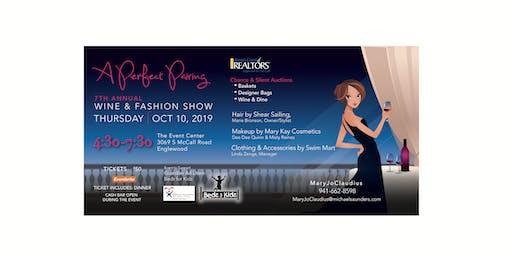 Englewood on Gulf Fashion Show 2019