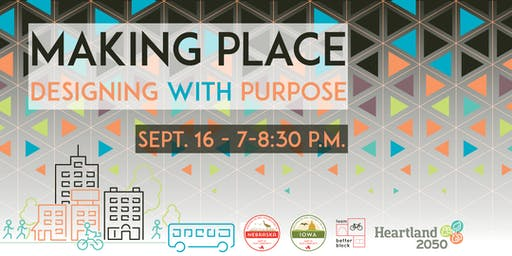 Making Place:  Designing with Purpose