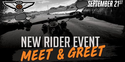 New Riders Event