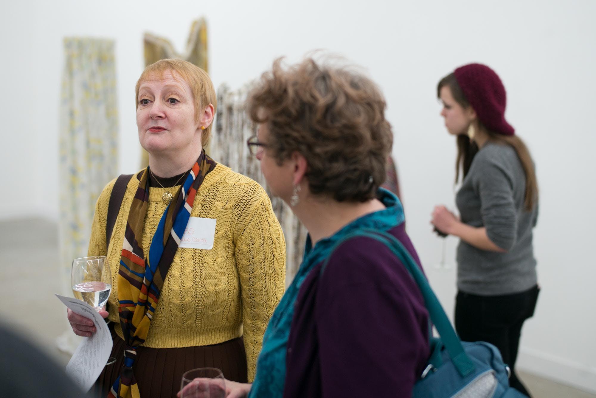 Talk, Tour + Networking at Roy's Art Fair (London)