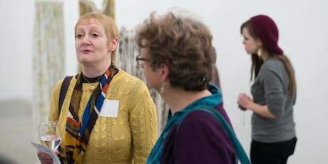 Talk, Tour + Networking at Roy's Art Fair (London) tickets